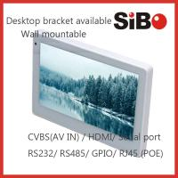 China OEM/ODM  inercom remote control  Wall Mount Android 6.0 wifi Tablet with camera for security wholesale