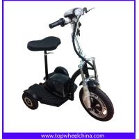 China China 3 Wheel zappy scooter for old people disabled 500W motor electric scooters wholesale wholesale