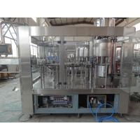 China 2000 - 40000BPH Pure Water Bottle Filling Machine Silver Stainless Steel SUS 304 316 wholesale