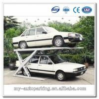 China Scissor Lift for Car Parking/ Hydraulic Used Car Scissor Lift for Sale wholesale