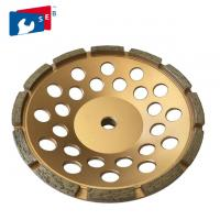 China 105mm Diamond Cup Wheel with Wet Grinding for Marble Concrete wholesale