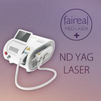 China 0-1000MJ ND YAG Laser Tattoo Removal Machine With CE Appproval wholesale