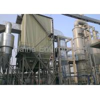 China Air Pollution Control Bag Filter Dust Collector With Enclosure Durable wholesale