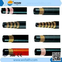 China Well selling industrial high pressure hose, hydraulic hose/rubber hose price wholesale