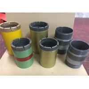 China T2 And T6 Metric Diamond Core Drilling Tools Diamond Tip Core Drill Bit Antirust wholesale