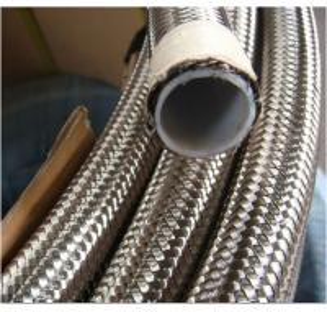 China PTFE Teflon Hose Tube , Soft Hose Pipe For Chemical Transfer wholesale
