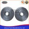 China 4 Inch Metal Bond Diamond Polishing Pad , Polishing Tools for Stone and Concrete wholesale