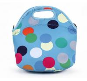 China neoprene cooler bag, neoprene lunch bag, neoprene picnic bag on sale