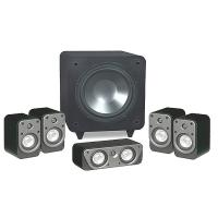 China wireless remote Control 5.1 home theatre speakers support USB/SD/AUX on sale