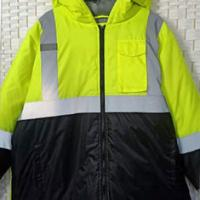 China Windproof Plus Size Reflective Apparel High Visibility For Outdoor Workers wholesale