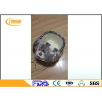 China Round Disposable Pedicure Liners For Nail Salon / SPA / Shower , Foot Bath Liners on sale
