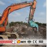 China Pulverizer hydraulique de démolition de pinces de pulverizer de BEIYI concretefactory au bauma 2016 wholesale