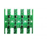 China PCBA FR4 0.3-5MM Smt Printed Circuit Board Assembly With Green Soldermask ENIG wholesale