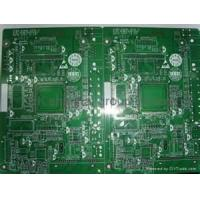 China 4 Layer CEM-3 FR-4 Electronic PCB Panel, Immersion Gold Printed Circuits Board wholesale