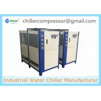10HP ,8TR Industrial Plastic Injection Moulding Water Chiller Air Cooled Chiller