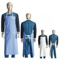 China Medical PVC Aprons Adults Anti - Bacteria 115x90 Cm Size , Acid Resistant Apron  on sale