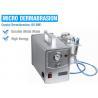 Skin Rejuvenation Diamond Peel Microdermabrasion Machine