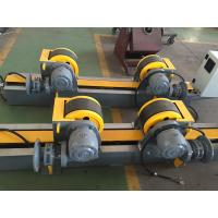 China Single Drive Pipe Supports Stands Turning Speed Range From 0.1 – 1 M / Min wholesale