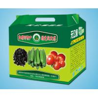 China Recycled Cardboard Fruit Packing Boxes For Supermarket , Custom Printed Logo wholesale