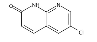Quality 1,8-Naphthyridin-2(1H)-one, 6-chloro- ;Heterocyclic Organic Compounds;CAS   127446-42-8 for sale