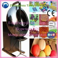China High quality sugarcoating machine with CE certificate on sale