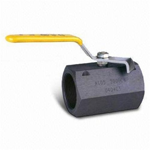 Quality Hexangular Carbon Steel Ball Valve for sale