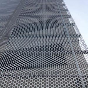 Interior Design AluminiumDecorativeWall CoveringPanels , Decorative Aluminum Sheet Panels