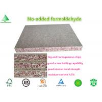 China New product on China market high quality 4X8 18MM no -added formaldehyde plain particle board on sale