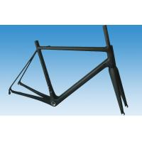 Di2 Carbon Fiber Road Bike Frame of Internal Cable Routing HT-R066 Normal Weight