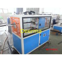 China Gas / Water PE Pipe Extrusion Line 63mm HDPE Pipe Making Machine wholesale
