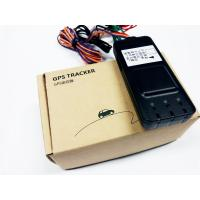 Buy cheap Live Monitor Electric Motorcycle GPS Tracker With Free Android / IOS APP from wholesalers