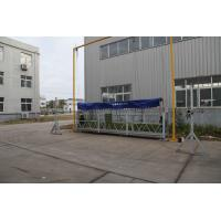 China 1.5KW ,1.8KW , 2.2KW  ZLP Building Cleaning Cradle  / Facade Cleaning Scaffolding wholesale