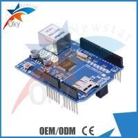 China Board for Arduino Ethernet W5100 shield Micro SD card slot TCP and UDP 30g on sale