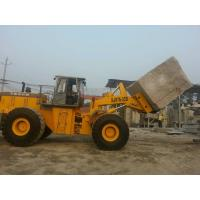 China forklift wheel loader can loading 32 tons,used in mermer quarry,granite wholesale