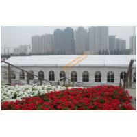 China Aluminum Waterproof  Fire Retardant PVC Marquee Party Wedding Tent wholesale