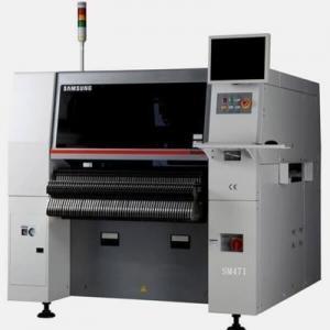 China Hanwha Pick and Place Machine DECAN F2 SMT Modular Chip Mounter wholesale