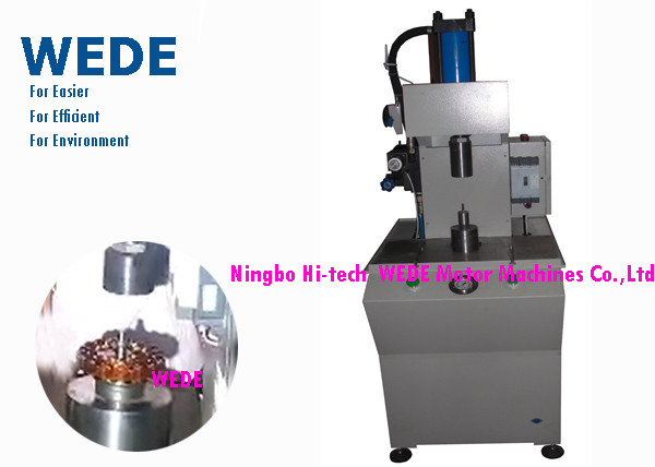 Quality Armature Quick Pneumatic Hydraulic Press With Stroke Adjustable Easy Operation for sale