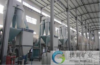 Puzhen Minerals Co., Ltd.