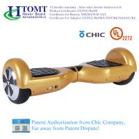 China Intelligent Hoverboard Smart Balance Wheel Self Balancing Electric Scooter with Chic License wholesale