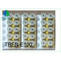 China Finished Liquid 10ml Oil Buildbuilder Injections Anabolic Trenbolone Enanthate 100mg wholesale