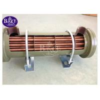 China Marine Engines  Stainless Steel Finned Tube Heat Exchangers Hydraulic Cooling wholesale