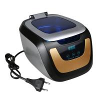 China Household CE -5700A Small Ultrasonic Cleaner With Tightened Lid Design wholesale