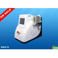 China Cryotherapy/coolsculpting Body Sculpting Machine For Weight Reduction / Fat Removal BRG18 wholesale