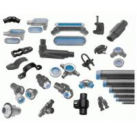 China Industry Use SS Conduit Fittings , EMT Electrical Conduit Connectors And Fittings wholesale