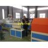 China Soft PVC Fiber Reinforced Hose Plastic Pipe Extrusion Line / PVC Pipe Extruder Machine wholesale