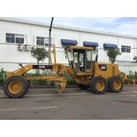 China used year -2014 CAT 140k grader for sale, Grader Heavy Equipment With Push Block wholesale