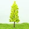 R9035 N Gauge Train Layout Miniature Model Trees Roadside Green Wire Palm Tree 9cm
