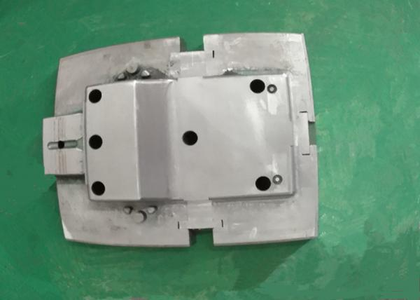 Quality Plastic Cover Precision Injection Mould High Impact PC Materials 250k Cycles for sale