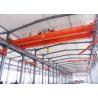 China Grúa de arriba de la viga doble resistente para los almacenes del taller de la fábrica wholesale