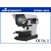 China VP400-2515 Digital Vertical benchtop optical comparator  Inspection Small Components wholesale